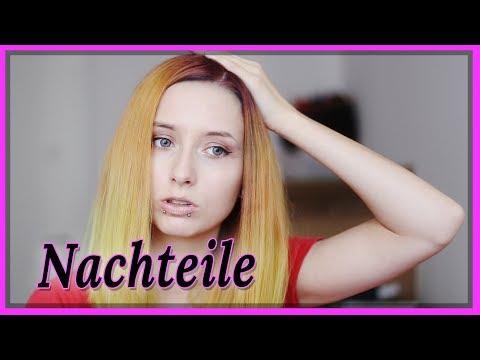 7 NACHTEILE von bunten Haaren