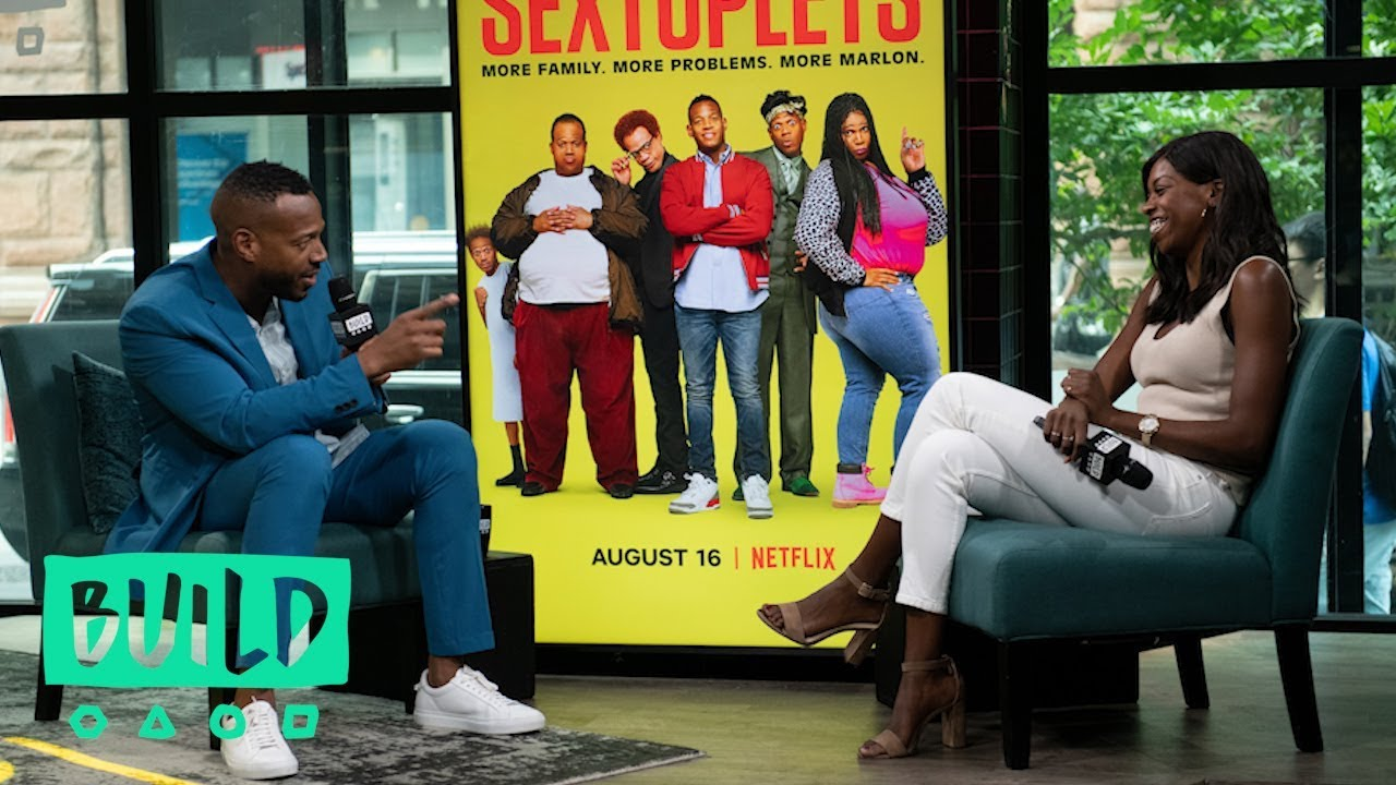Marlon Wayans Talks About His Netflix Original Comedy,