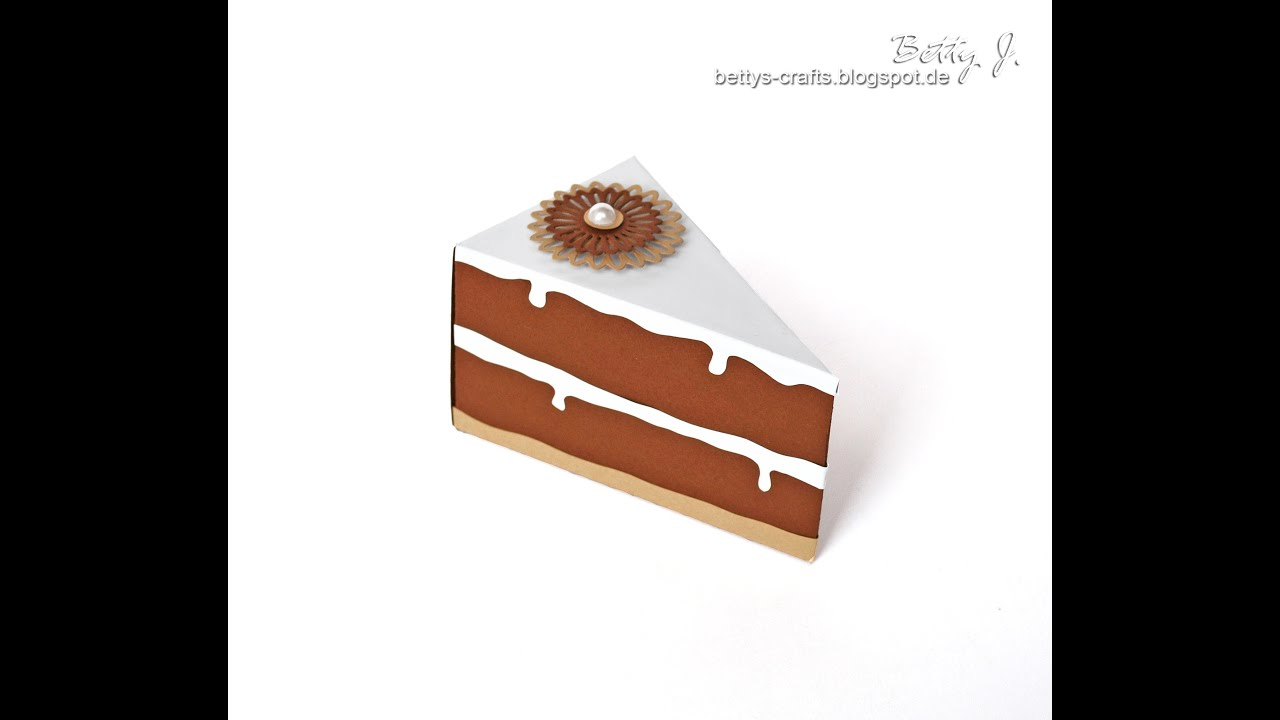 tortenstuck box pie box cake box youtube