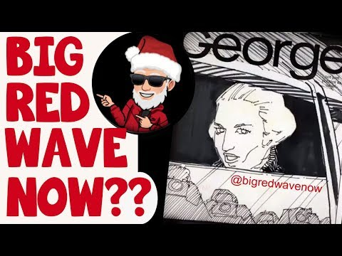 Princess Diana, Q Post 100, and Santa Claus of the United States - Is it a Big Red Wave Now??