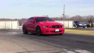 2013 Mustang GT N/A Run - 11.12!