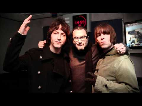 Beady Eye - Full Zane Lowe Radio One Live Session & Interview 23/02/2011 (PART 1)