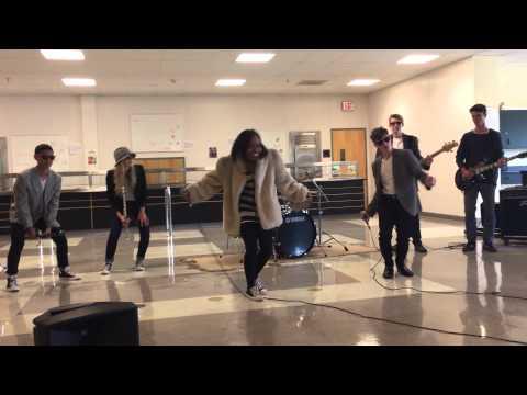 Uptown funk Wilsonville high school