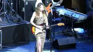 "Ana Popovic LRBC Jan 2014 ""Can You Stand the Heat"""