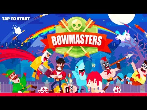 Bowmasters - Top Multiplayer Bowman Archery Game - Playgendary Walkthrough