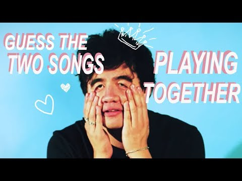 GUESS THE TWO 5SOS SONGS PLAYING AT THE SAME TIME