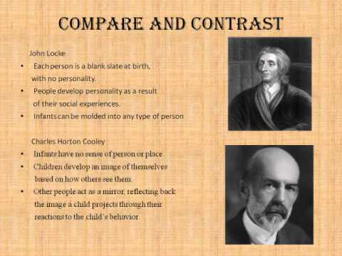 Comparison of Thomas Hobbes and John Locke' Political Thinking