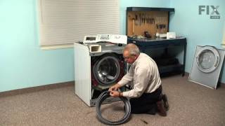 Maytag Washer Repair How Replace Door Boot Seal