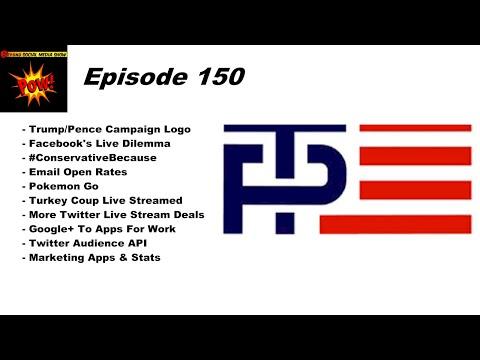 Donald Trump/Mike Pence Campaign Logo & Pokemon Go