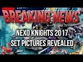 Breaking news nexo knights 2017 set pictures revealed mp3
