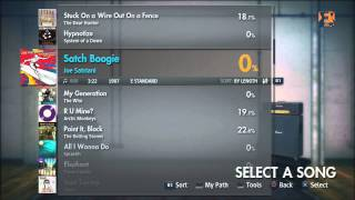 Rocksmith All New 2014 Edition complete Song List with Sound