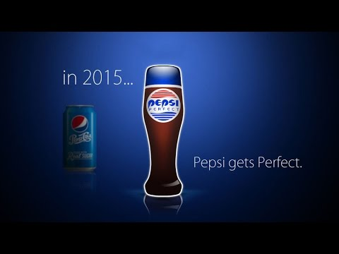 pepsi perfect unboxing from back to the future - youtube