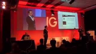 Conférence: Money Management et effet de levier, Daniel DUPUIS - Grande Journée du Trading IG 3/3