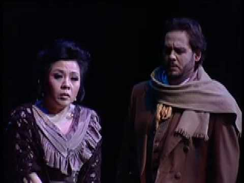 Bangkok Opera's LA BOHEME - from Act III