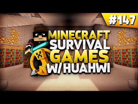 Minecraft Survival Games #147: Optifine Cape Banner Designs!