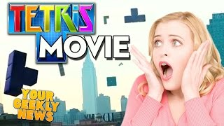 WHY ARE THEY MAKING A TETRIS MOVIE?! - Geekly News!