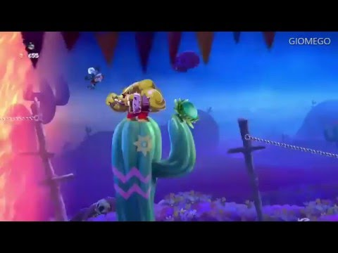 Mariachi Madness   Rayman Legends