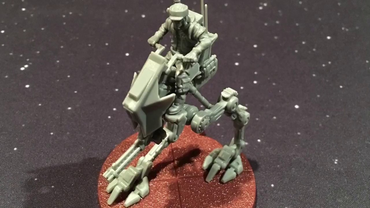 Star Wars Legion At Rt Expansion Review