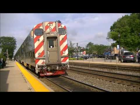 12 Hours of Train @ Hinsdale, 7-18-16 (Camera Died!)