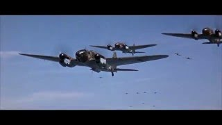 Battle of Britain music video (Iron Maiden - Aces High)