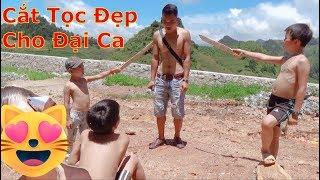 DTVN Vlog : (Tập 34) Bài học nhớ đời cho kẻ giám bắt nạt trẻ trâu ( ĐẠI CA ĐÒI CẮT TÓC) Video