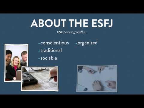 The ESFJ Personality Type