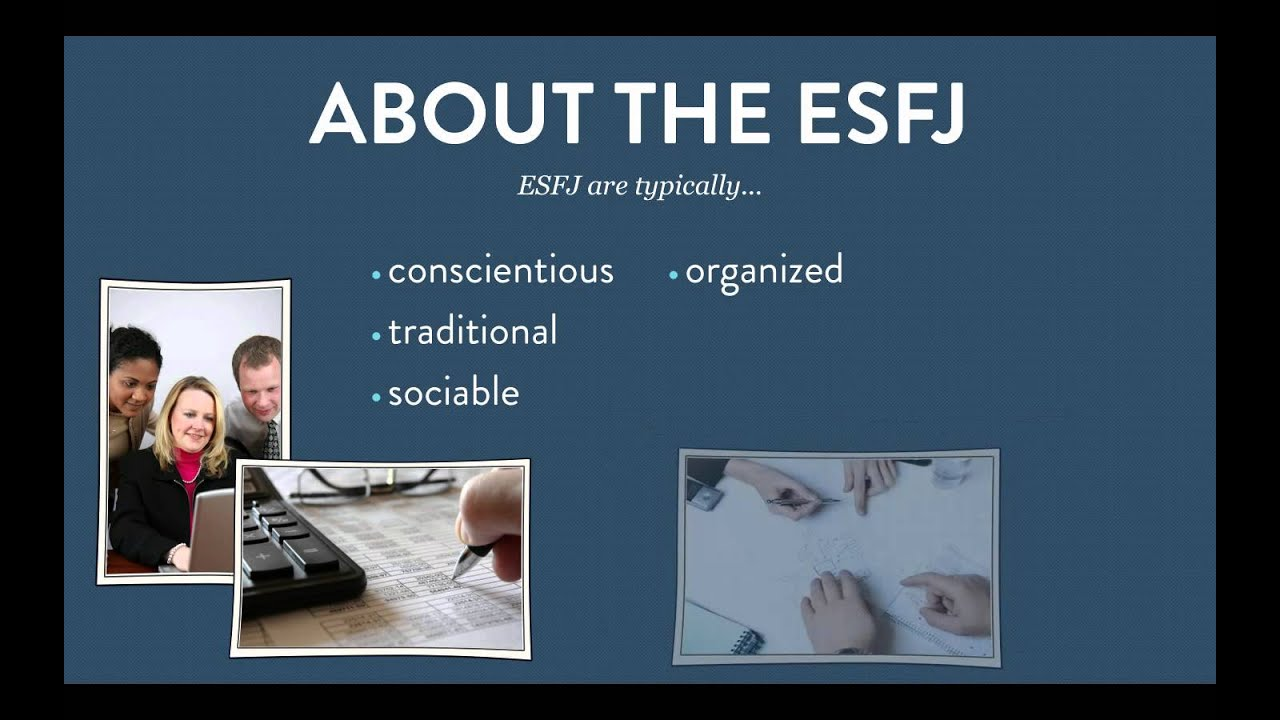 """MBTI ® Personality Type: Overview of ESFJ, The """"Caregivers"""""""