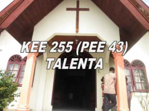 KEE 255 - PEE 43 - LAGU ROHANI - KARO - #59