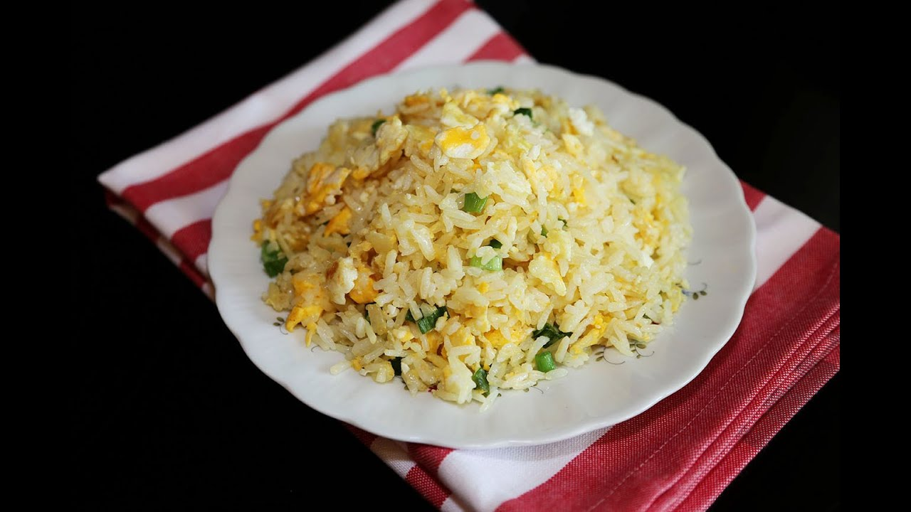 Egg fried rice youtube egg fried rice ccuart Gallery