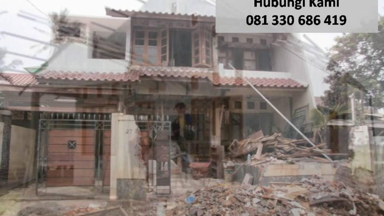 Renovasi Rumah type 36 Minimalis Sidoarjo 081 330 686 419 ...