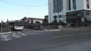 Citelis 18 et Agora Line €uro 3 à Parilly (Métro D)
