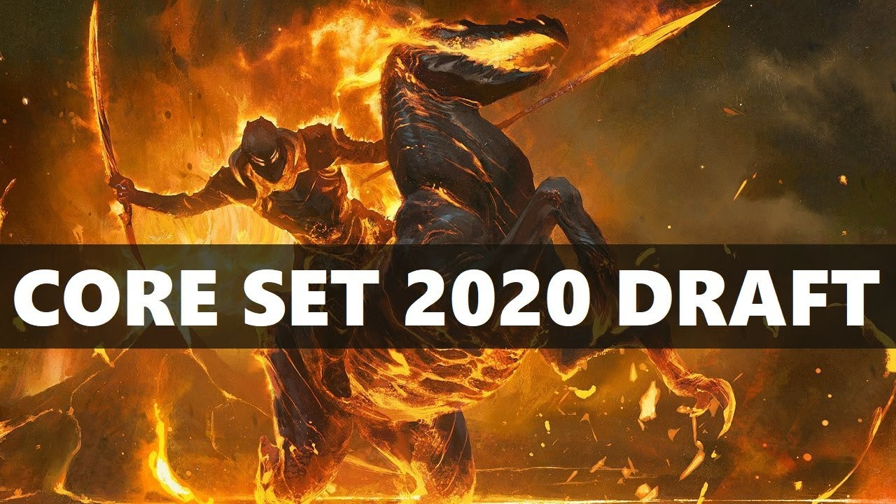 CORE SET 2020 DRAFT!!! LSV'S DRAFT TOOL GETS ME A PERFECT RECORD?!?