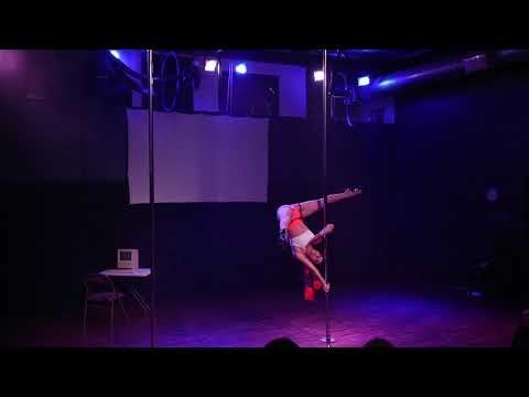 Fifth Element - The Vertitude Pole Performance
