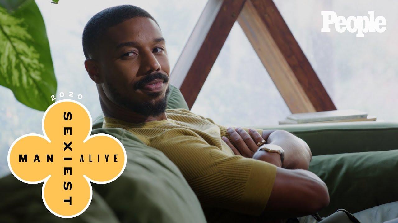 PEOPLE magazine's Sexiest Man Alive 2020, Michael B. Jordan, is ...