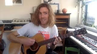 Snail Mail - Pristine (Guitar Tutorial)
