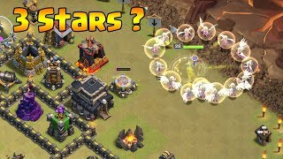 3 Star With 15 Healers? Impossible Challenge - Clash of Clans COC | YOU vs ME Ep #01