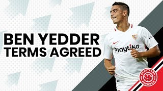 Wissam Ben Yedder To Manchester United Terms Agreed   Paper Talk