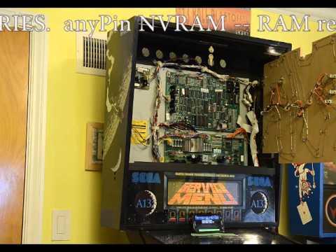Pinball Classics - anyPin NVRAM