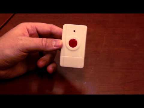 How To Install S02 Panic Button In Home Alarm System