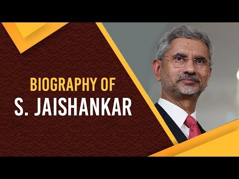 Biography of S Jaishankar, Minister of External Affairs & former Foreign Secretary of India