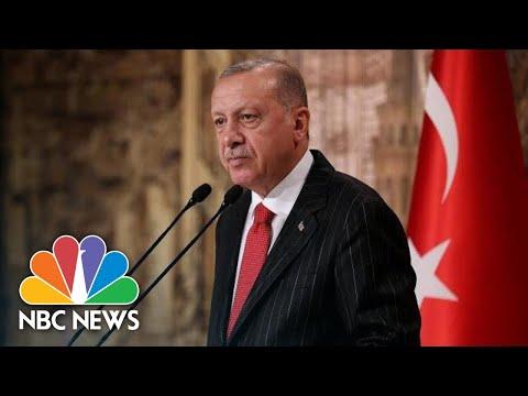 Turkey's Erdogan: U.S.