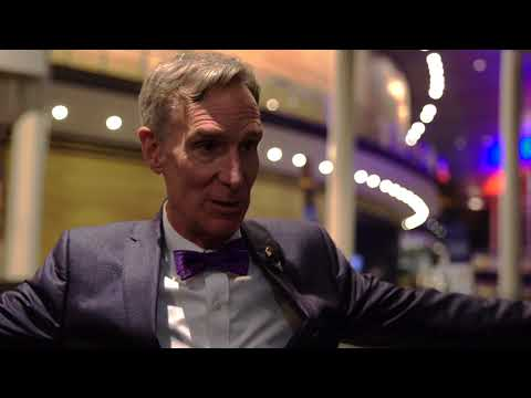 Bill Nye the Science Guy Talks to us about LightSail 2 and Australian Space Agency at #IAC2017