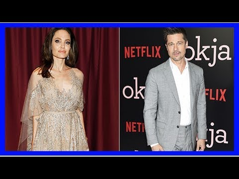 Angelina Jolie Pissed At Brad Pitt For Insisting She Stay In L.A. With Kids So He Can Parent