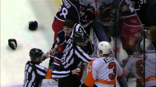 Gotta See It: Bellemare rocked by Boll, Tortorella not happy