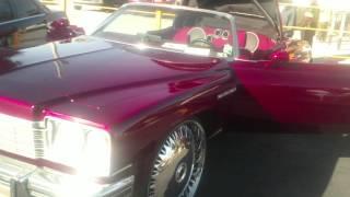 1975 Buick convertible