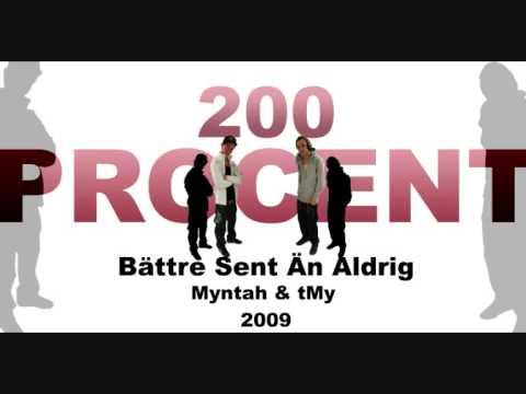 200Procent - Solen går ner (Myntah&tMy)