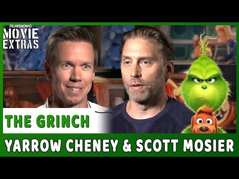 "THE GRINCH | On-set visit with Yarrow Cheney & Scott Mosier ""Directors"" Mp3"