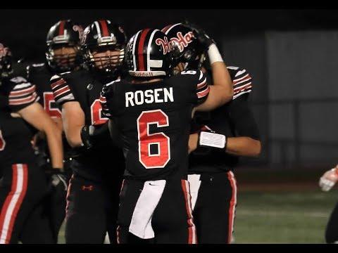 Ben Rosen - Hart High School - Running Back  - Junior Highlights