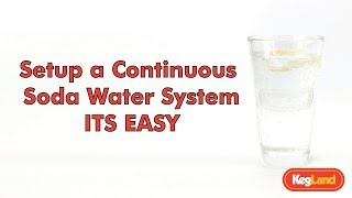 Continuous, Unlimited Soda Wat…