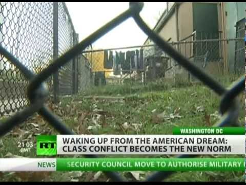 American Dream has turned into American Nightmare for many